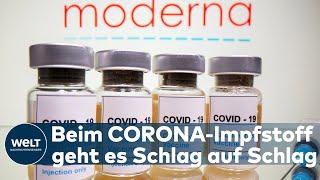 Die europäische arzneimittelbehörde will eine woche früher als geplant über zulassung des moderna-impfstoffs entscheiden. noch schneller geht es vermutli...