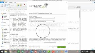 DESCARGAR E INSTALAR COREL DRAW X8 ESPAÑOL