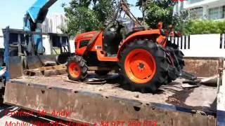 24hp KUBOTA tractor (B2420)
