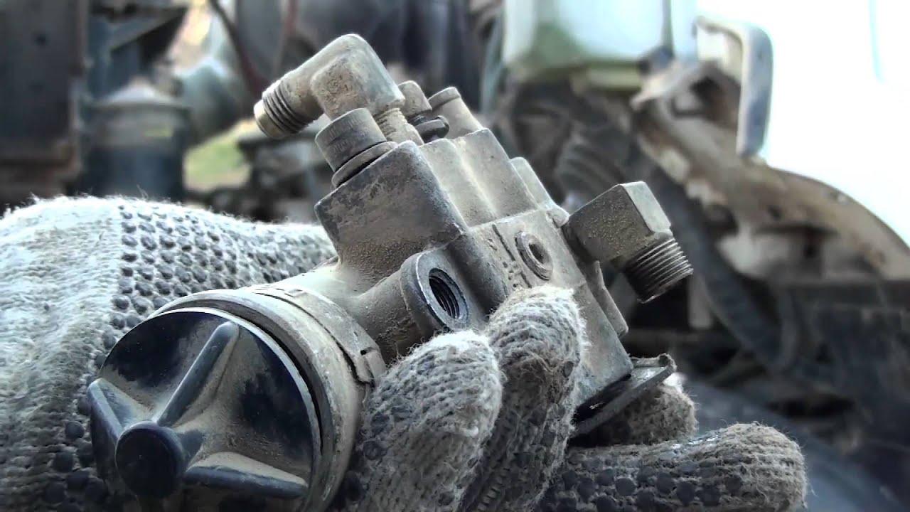 Hino Truck Engine Diagram Auto Electrical Wiring Harman Kardon 76160 06 Bendix Air Brake Compressor Governor Replacement And
