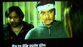 Nepali New Film Adhi Bato Promo