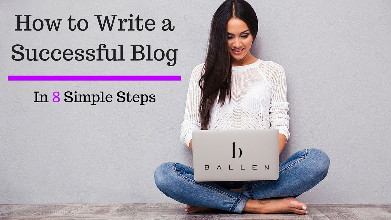 how to write a successful personal blog