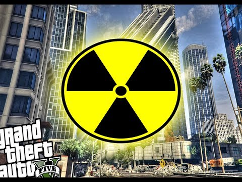 Los Santos Nuclear Strike - GTA 5 Movie