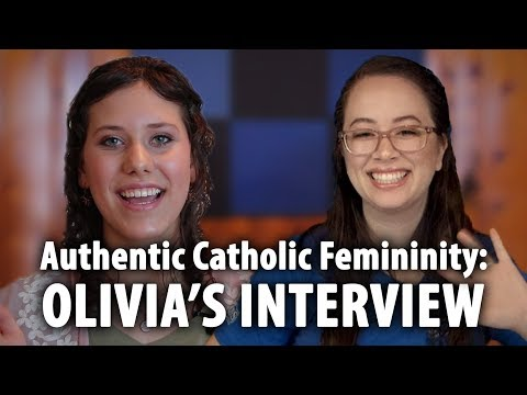 What Does it Mean to be a Catholic Woman? | Interview with Olivia on the Youth Synod