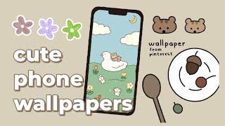 cute phone wallpapers (with links) // sunshine cloud screenshot 4