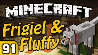 Frigiel & Fluffy : Invasion de mouches ! | Minecraft - Ep.91