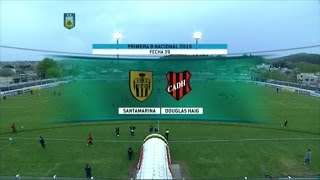 Santamarina vs Douglas Haig full match