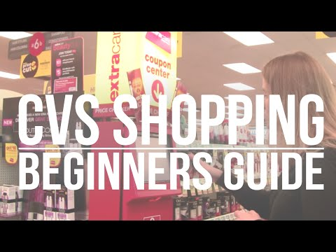 CVS Shopping: A Beginner\'s Guide