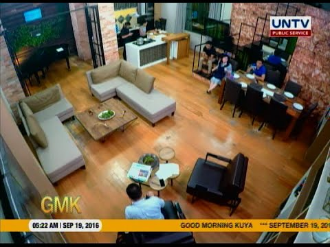 UNTV: Good Morning Kuya (September 19,2016)