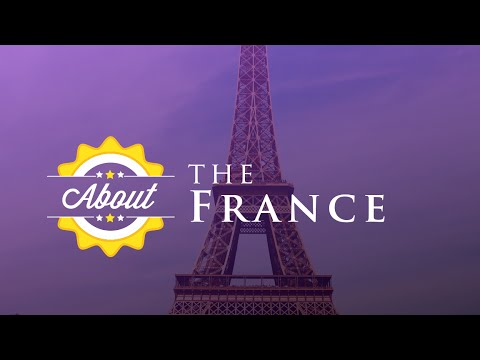 France | About France & French Geography - France | A propos de la France et la géographie française