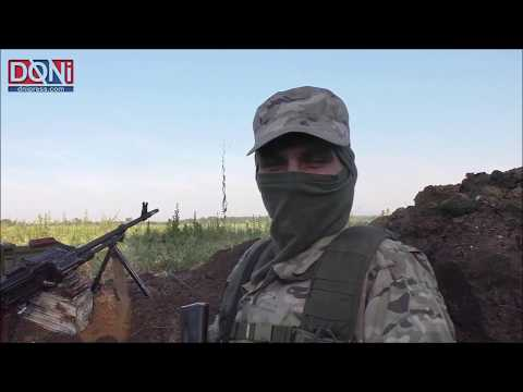 DPR army occupies positions abandoned by Ukrainian marines near Mariupol