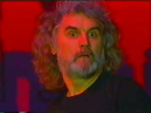 Billy Connolly - Algebra