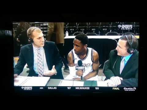UWM Jevon Lyle's post game interview