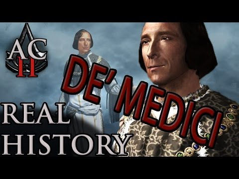 "Assassin's Creed: The Real History - ""Lorenzo de' Medici"""