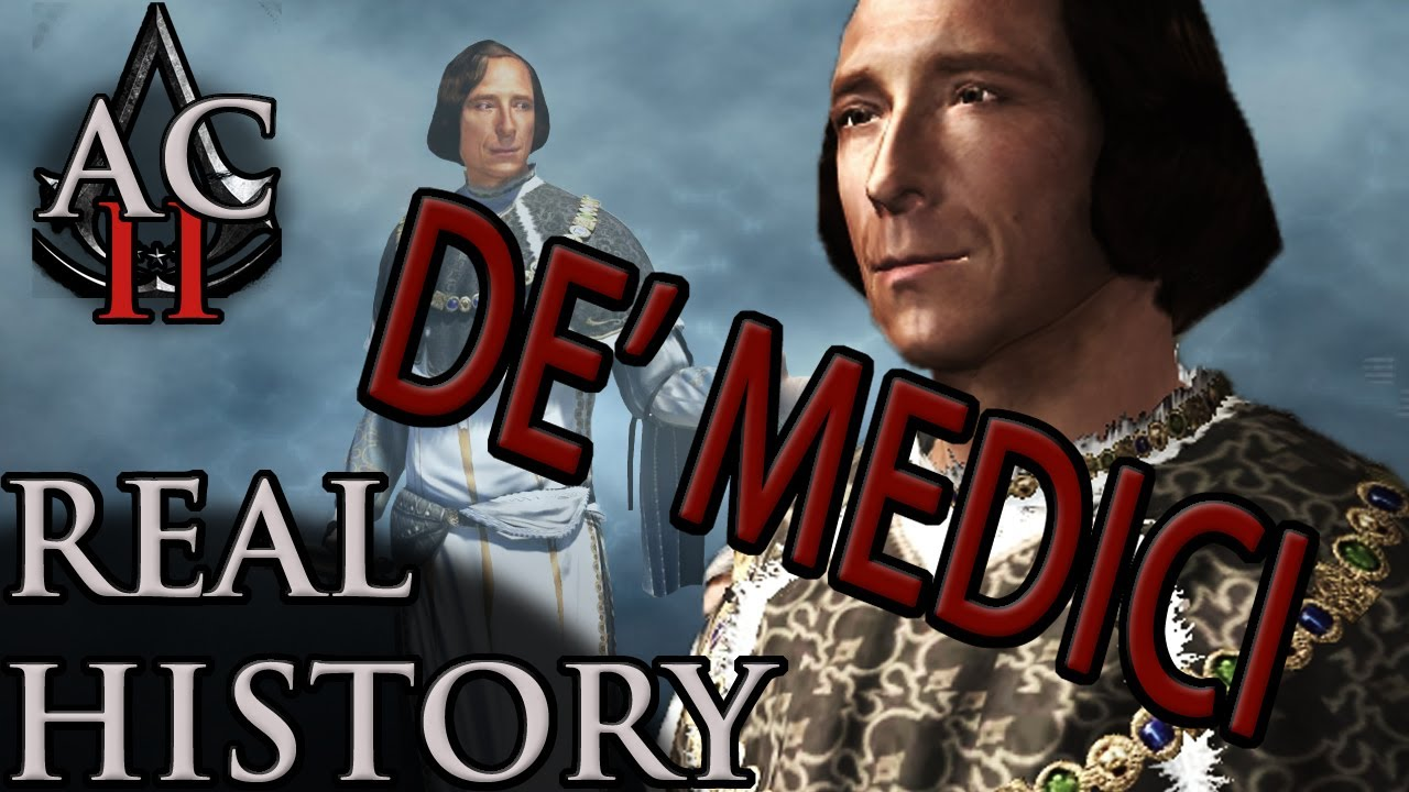 Assassin S Creed The Real History Lorenzo De Medici