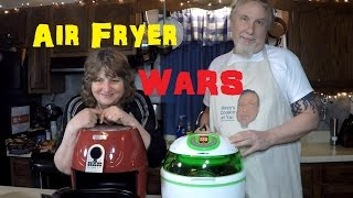 Air Fryer Wars Comparing GoWise + Cooks Essentials