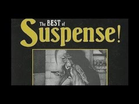 "SUSPENSE -- ""THE BRIGHTON STRANGLER"" (12-21-44)"