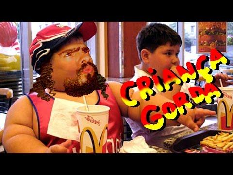 Obesidade infantil (#Pirula 186)