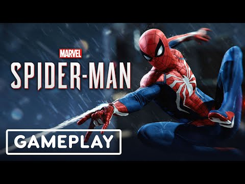 Marvel's Spider-Man Remastered - Official PS5 Gameplay (60 FPS)