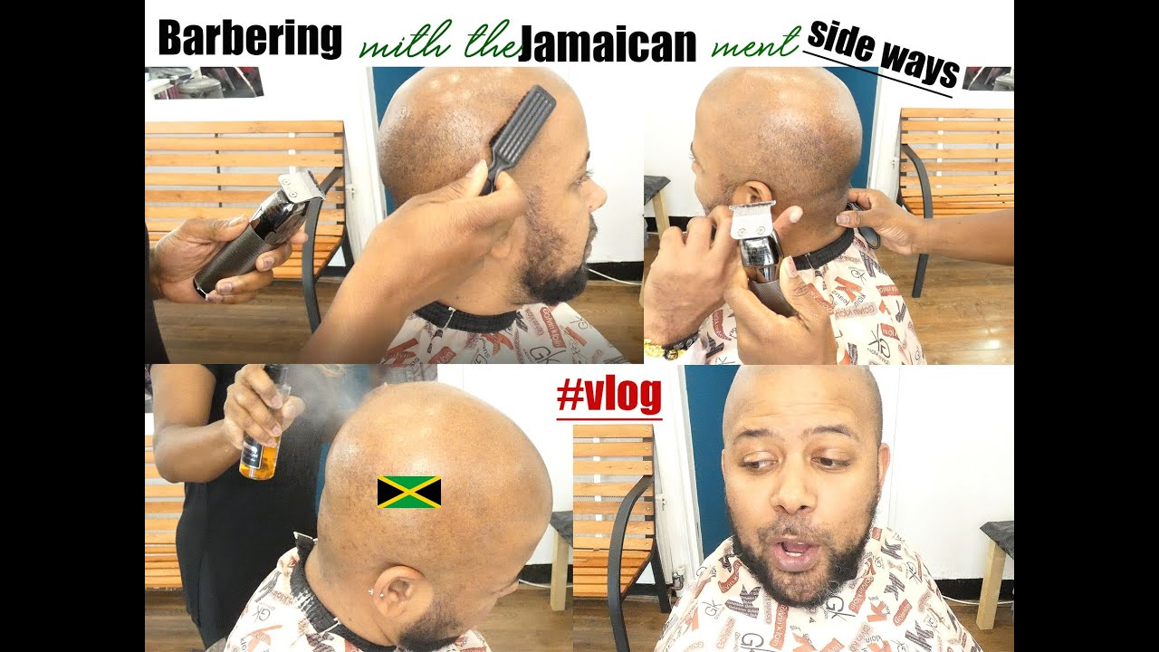 #vlog BARBER TUTORIAL FOR BEGINNERS LIKE ME