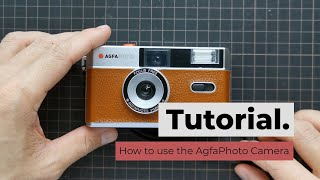 How to use the AgfaPhoto Camera