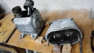 Ремонт і відновлення компресора СО-7Б. Частина 2