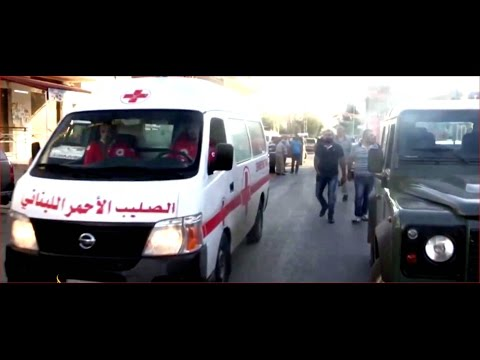Second wave of suicide attacks hits Lebanon village