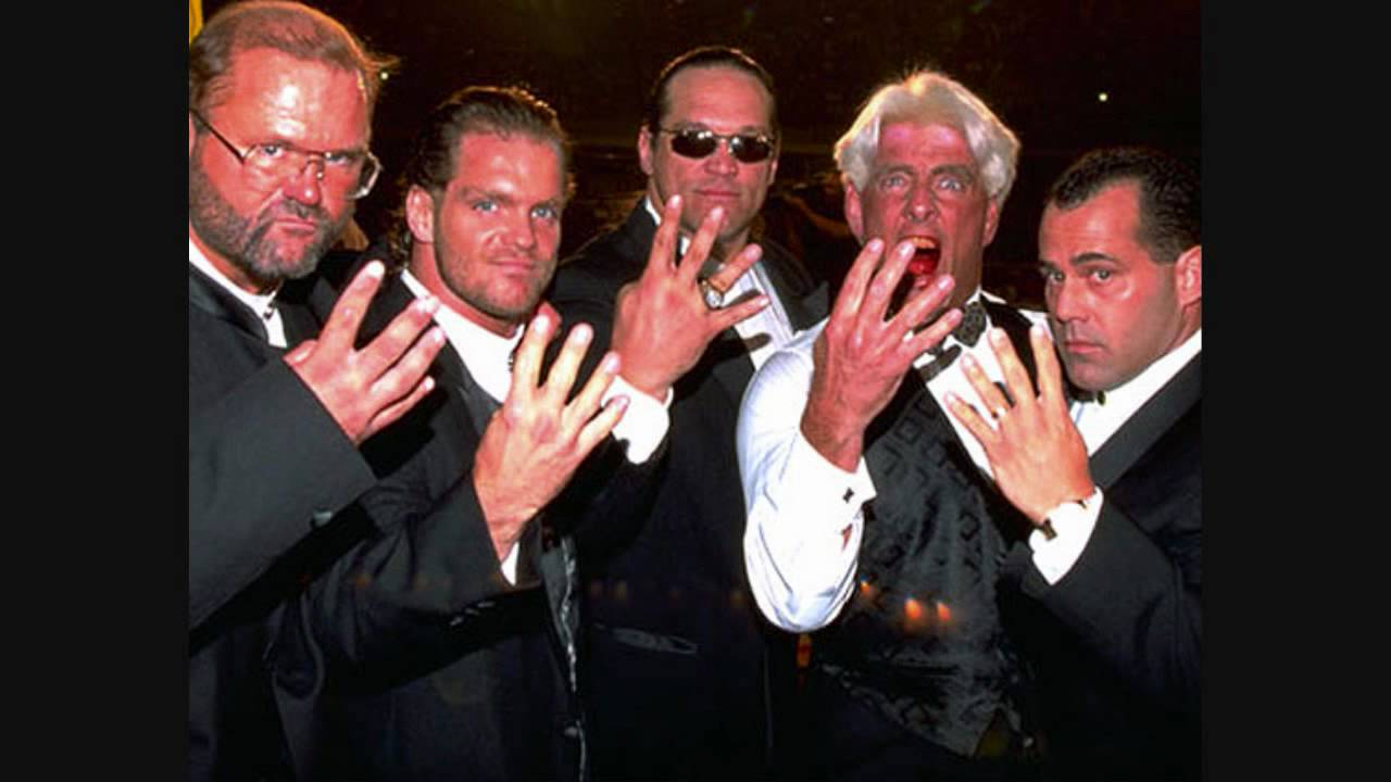 Image result for wcw four horsemen 1999