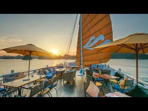 Halong Bay Cruise   Paradise Luxury Cruise in Halong Bay