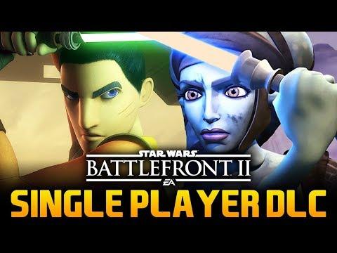 SINGLE PLAYER DLC MISSIONS Speculation: Star Wars Battlefront 2 Free Single Player DLC Seasons