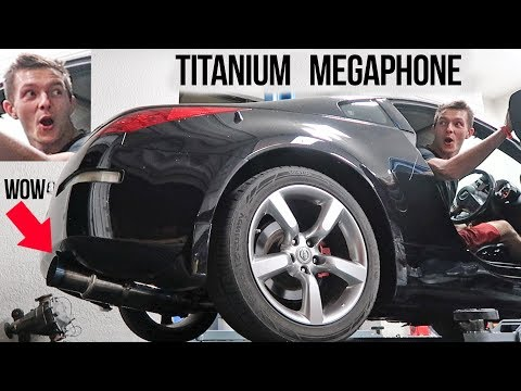 INSANELY LOUD 350Z HITS THE STREETS
