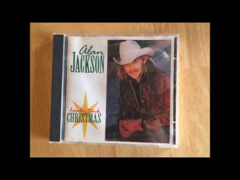 02 The Angels Cried  Alan Jackson with Alison Krauss  Honky Tonk Christmas Xmas