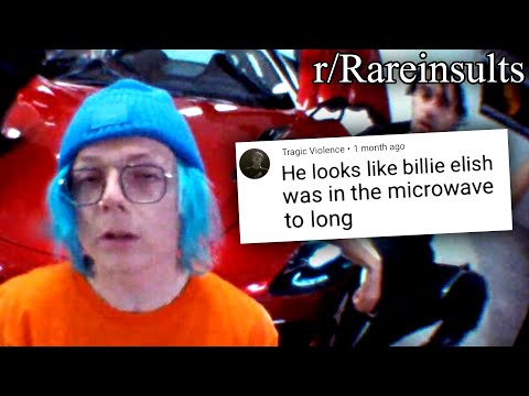r/Rareinsults   YOU LOOK OVERCOOKED