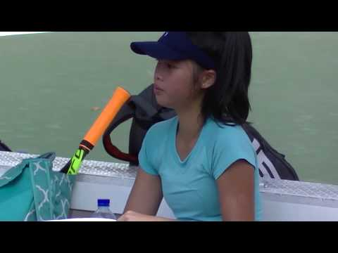 Day 1, ITF (International Tennis Federation 2017), FullVideo, Part 2/4