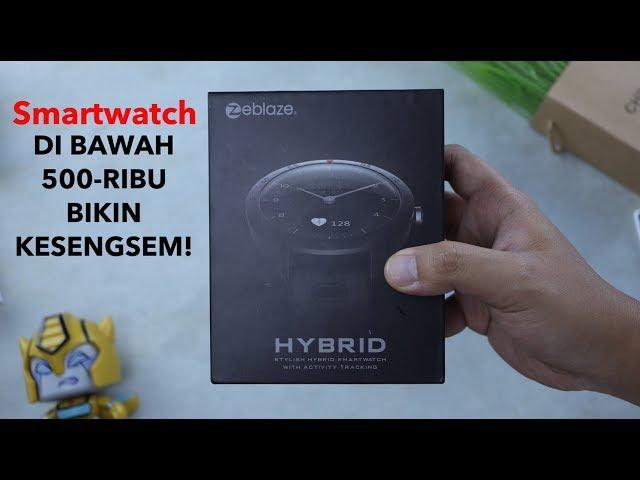 Saya Kesengsem sama Smartwatch Ini!