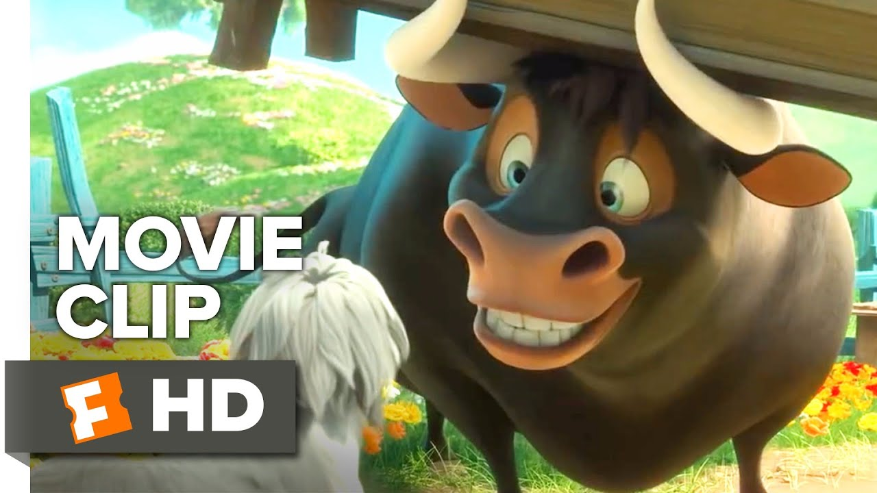 Download Ferdinand Movie Clip - Weird is the New Normal (2017) | Movieclips Coming Soon