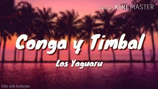 CONGA Y TIMBAL - LOS YAGUARU (AUDIO)