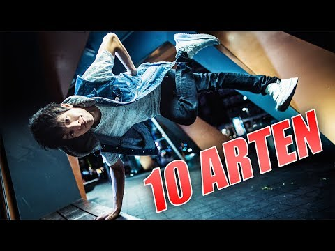 10 Arten von Tänzern, die jeder kennt! | Gong Bao