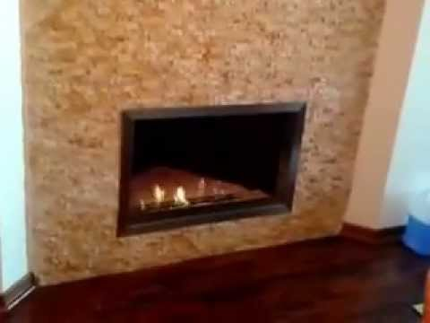 Chimeneas decoflama per youtube - Chimenea electrica mueble ...