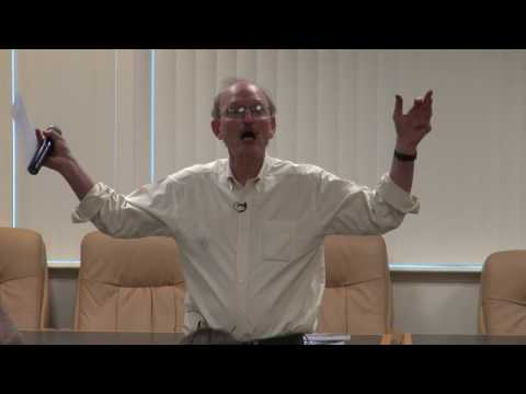 Marty Nemko's Career Presentation at the Napa County Office of Education (highlights)