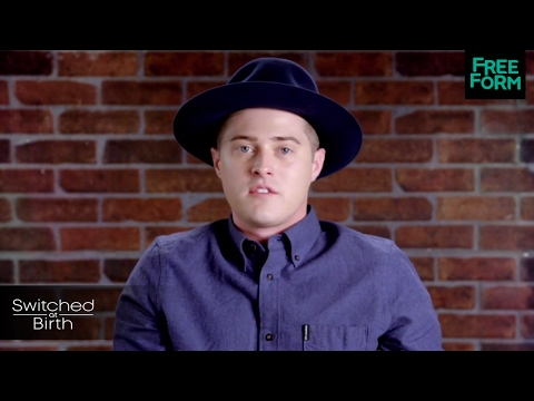 Switched at Birth | Thank You from Lucas Grabeel | Freeform