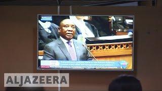 South Africans react to Ramaphosa speech