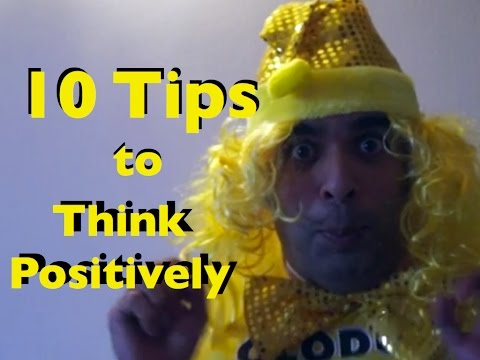10 Tips to Think Positively |Stress Management | Inspired Life Academy | Singapore