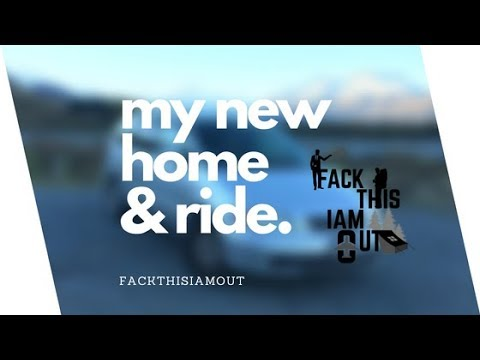 My new home & ride. | NEW ZEALAND | WWW.FACKTHISIAMOUT.COM