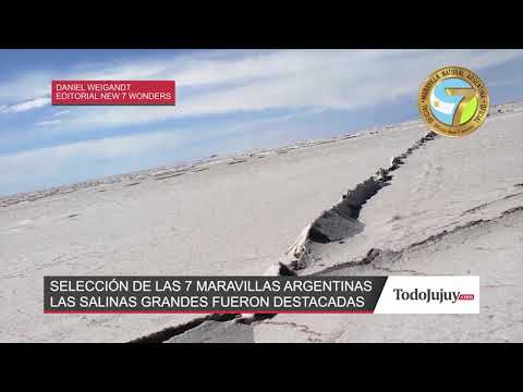 Las Salinas reconocida por el país