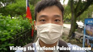 Visiting the National Palace Museum in Taiwan | The best museum for ancient Chinese artifact