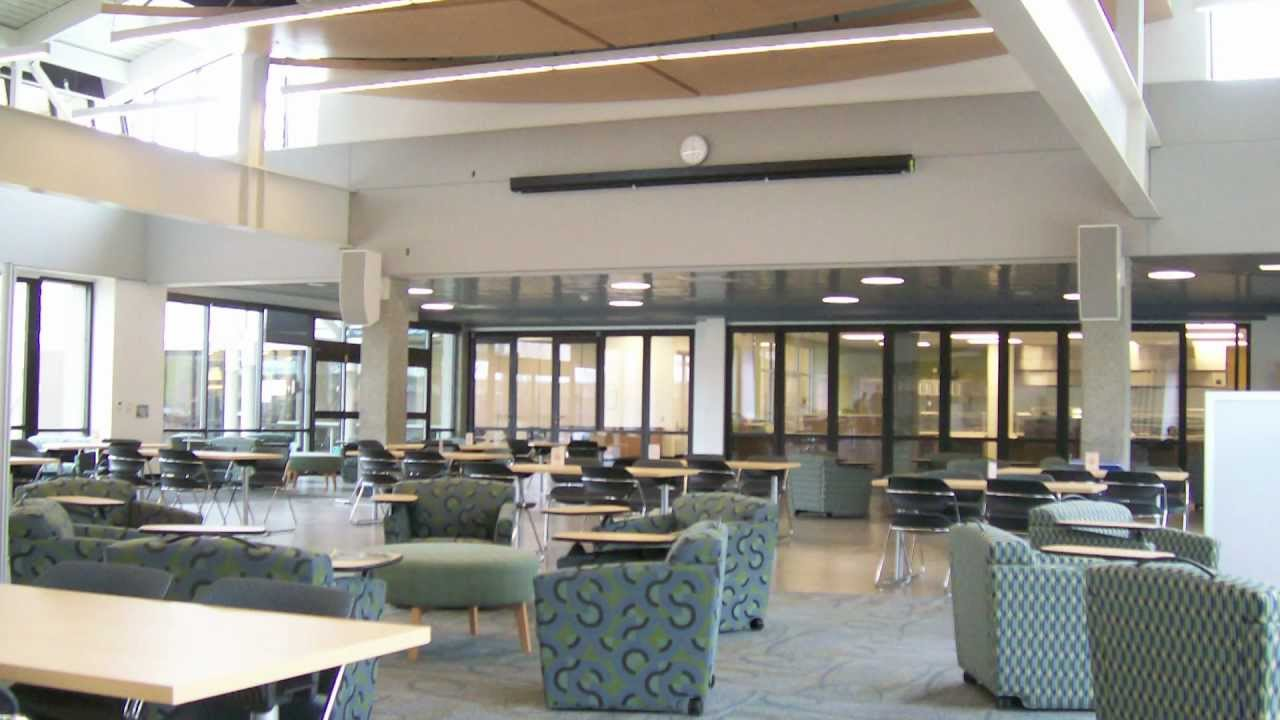 West Valley College Interior Design West Valley College Campus Center Leed Ebom Certification  Youtube