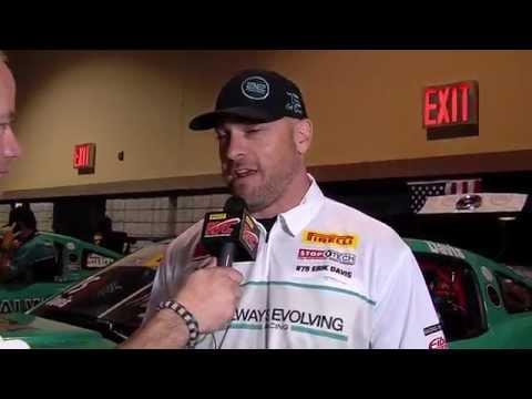 PWC 2014 Driver Promo - Erik Davis 75 GTS