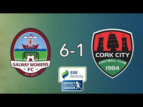WNL GOALS GW19: Galway WFC 6-1 Cork City