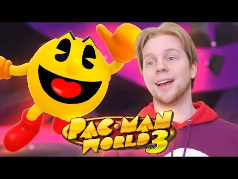 Pac-Man World 3 - Nitro Rad